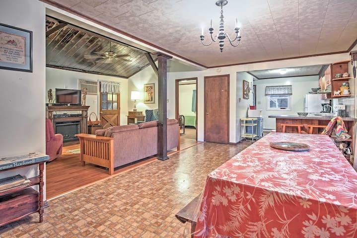 Lovely 3BR Catawissa House on 10 Acres! - Catawissa - Rumah