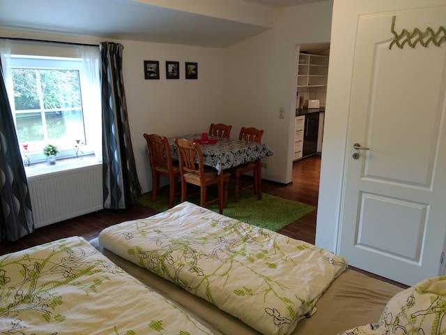 Apartment in Altfunnixsiel an der Nordsee