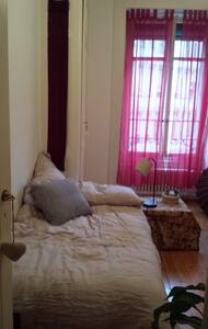 Cute and practical room close to old Carouge - Genève