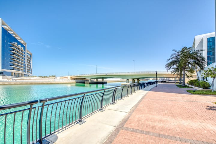 RH -2BR Sunrise Retreat, Modern Style, Lagoon View