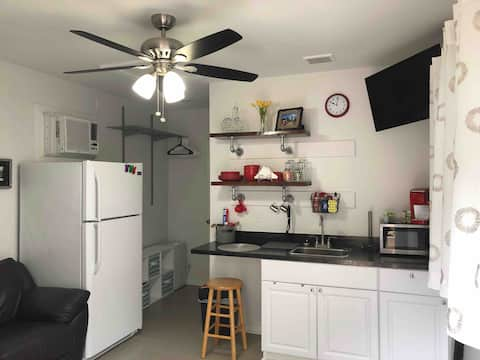 Fully remodeled and super clean Private Studio