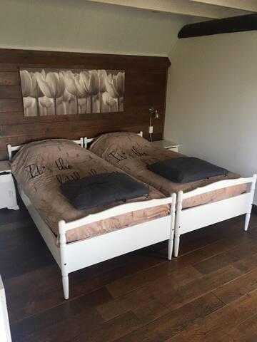 Vakantiehuis het hele jaar beschikbaar