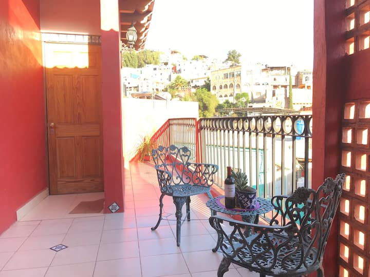 Casa  Típica en el centro de Guanajuato