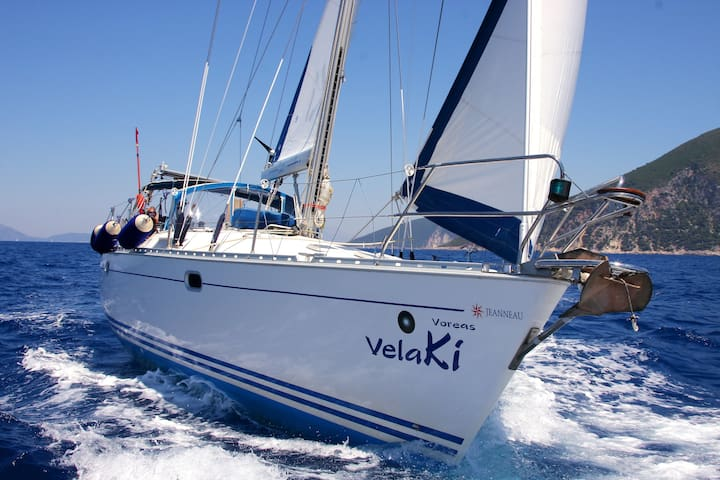 B&B SAILBOAT Kefalonia in Greece - Sami - ボート