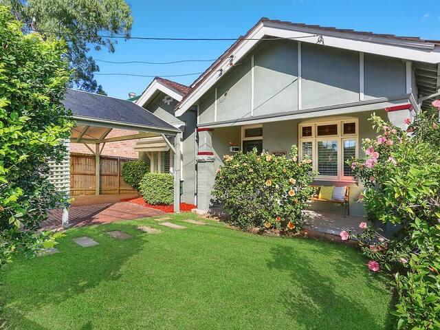 Sydney(悉尼市区)Chatswood(车士活)带花园独立双人房一间