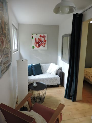 Studio au bord de l'eau - Le Relecq-Kerhuon - Appartement