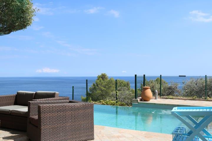 Grande Villa aux portes de Bastia et du Cap Corse