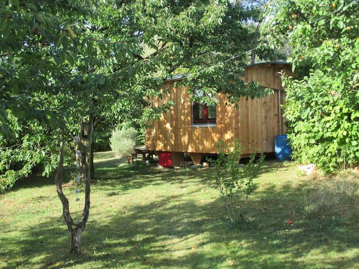 "Gartenhaus/Tiny House ""La Casita"" im Grünen"