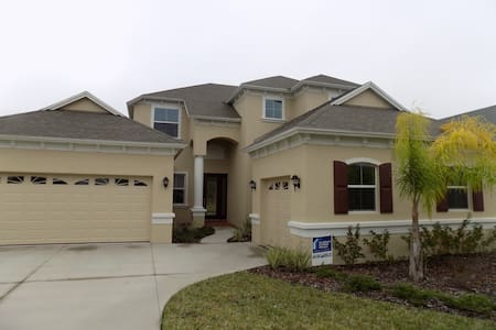 Wesley Chapel New and Luxurious - Wesley Chapel - House