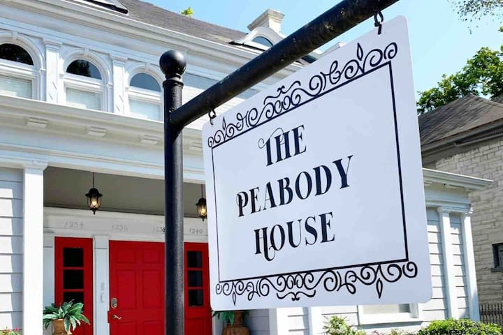 The Grand Peabody House C