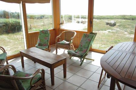 Maison familiale et conviviale, face à la mer - La Turballe