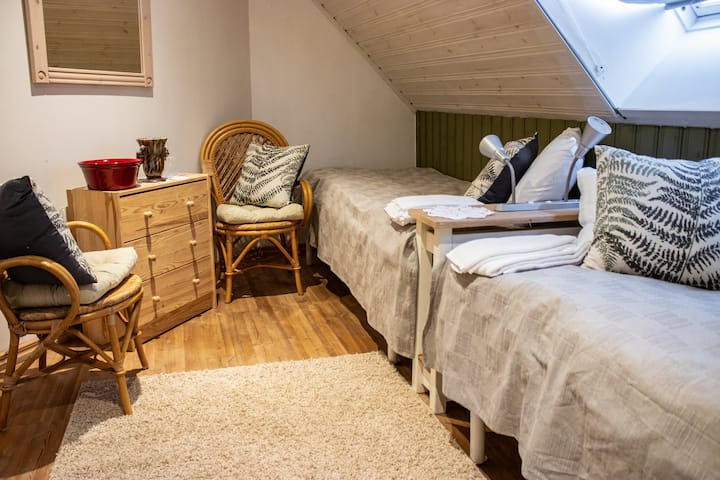 Stora Herrestad Bed & Breakfast Twin IX