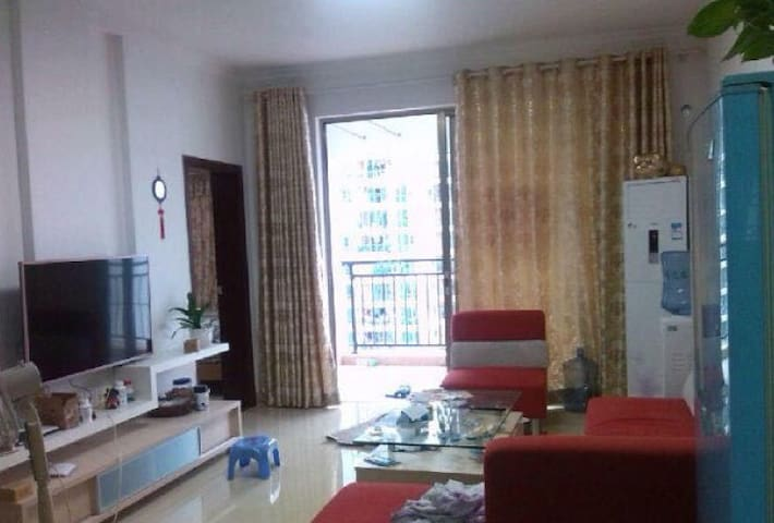 整层楼房风景如画,空气清新 阳光明媚 - 广东省