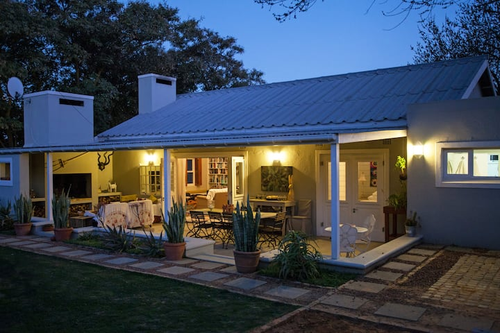 Bloemendal Cottage - self catering
