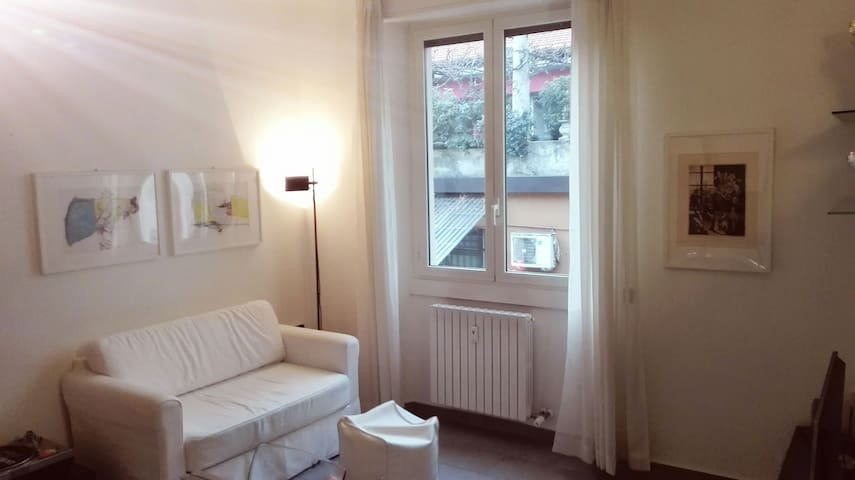 Two-room apt. - 5 min walking from Central Station