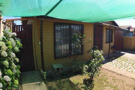 Cabaña en Quintero para 4 Personas (interior) - Quintero - Dům