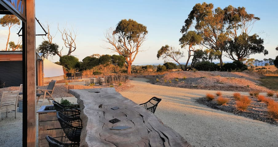 Anderson's Let @The Inverloch Glamping Co.