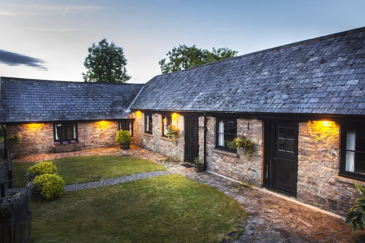 Country cottage, indoor pool, sauna - Tiverton - House