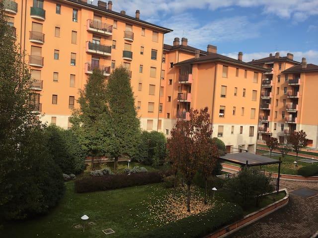 """Residenza """"Abitare nel Parco""""-appartamento4stanze"""