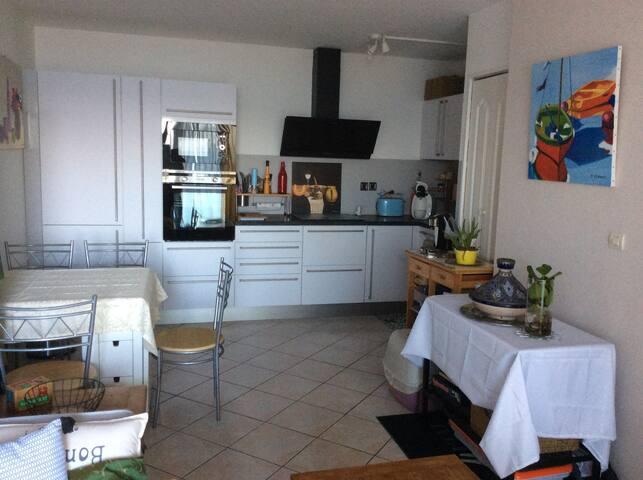 Appartement Camaret avec vue