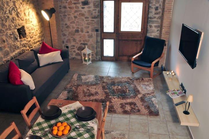 Πέτρινες Μεζονέτες - Μονάδα Β' - Limni - Appartement