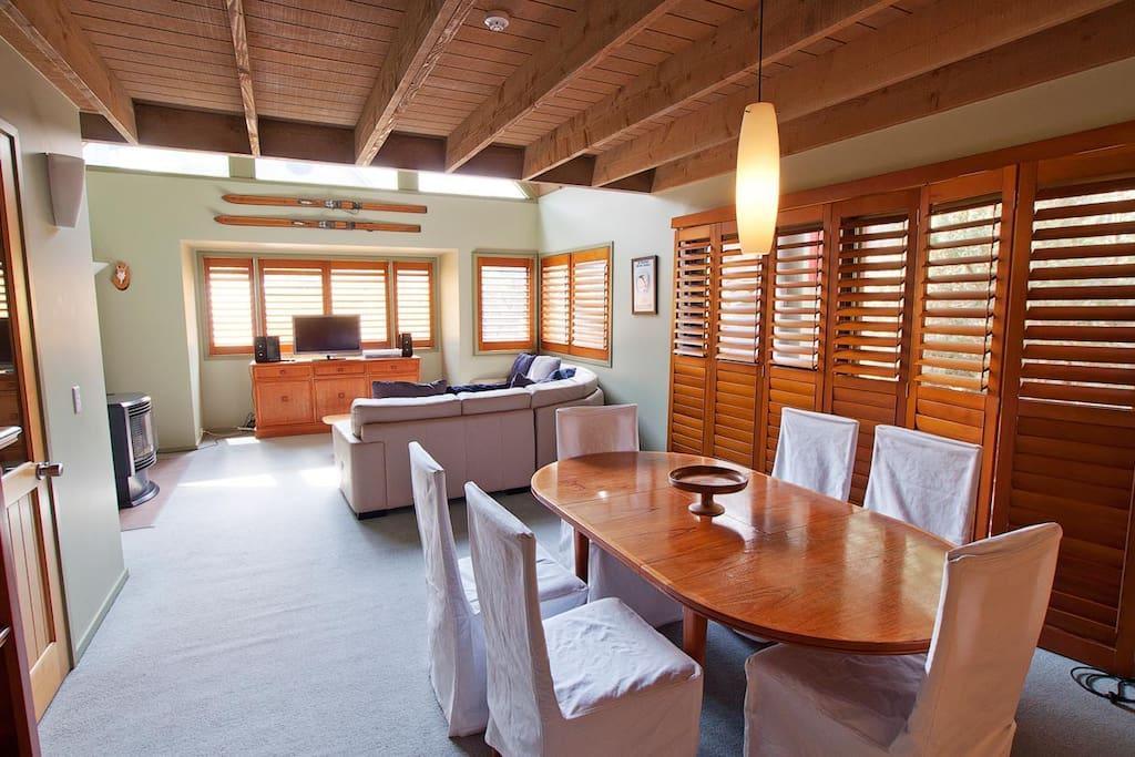 Mitta Mitta Living Area