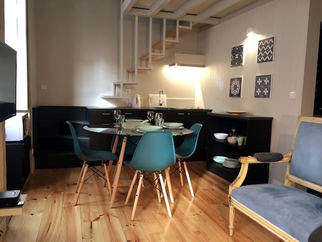 Clérigos Apartments - Apt. 4DC for 2/3 People