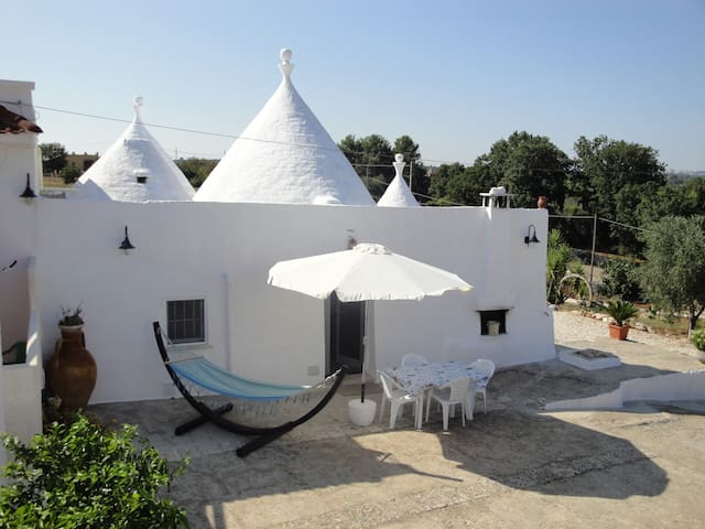 Trullo tre coni - Ceglie Messapica - Apartment