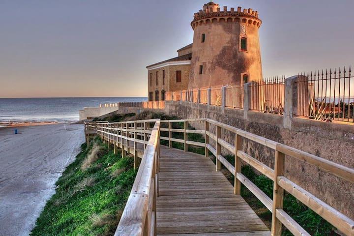 Torre de la Horadada - Torre Vigia, XVI century