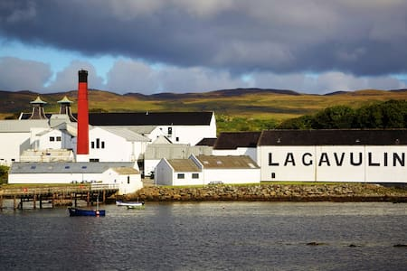 Distillery Cottage Lagavulin