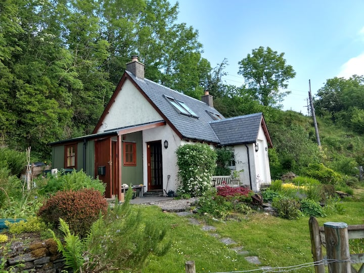 Point Cottage, Isle of Lismore