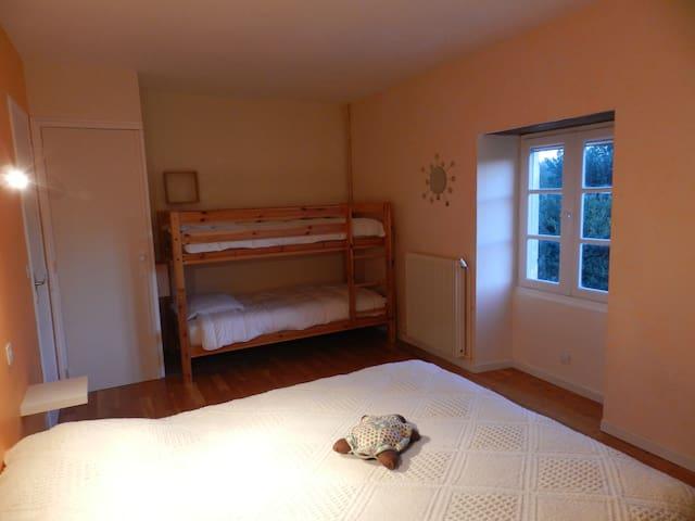 La Maison des escargots -  Suso - Blanzay - Pousada