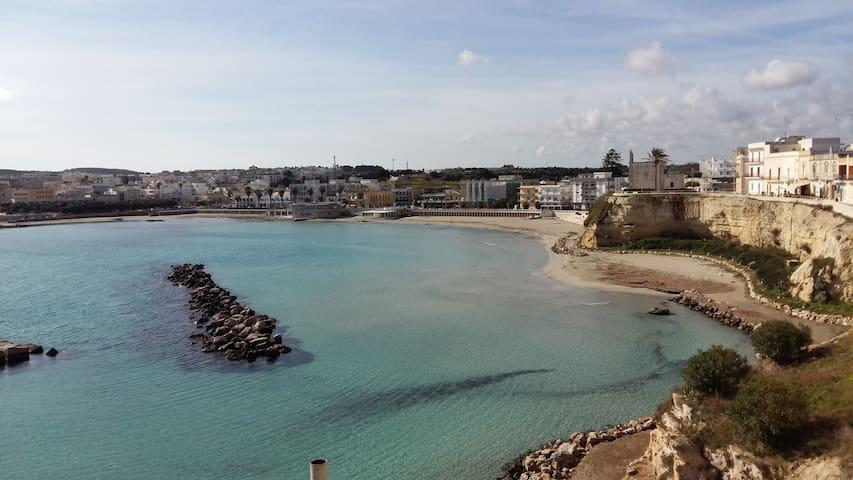 Trilocale vista mare Otranto - Otranto - Квартира