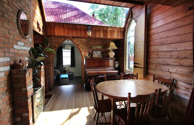 Church Cottage - South Hobart, central, wifi - South Hobart - Casa