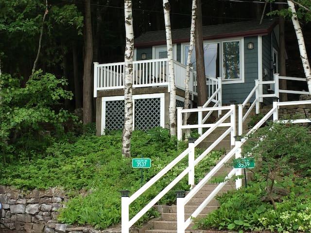 Cliffdwellers Resort Studio Cottage
