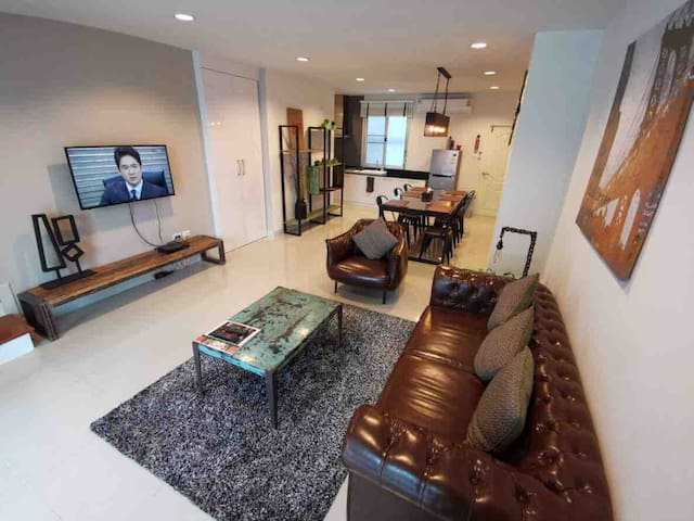 Ej Holiday Homes - Loft Style (unit 3)