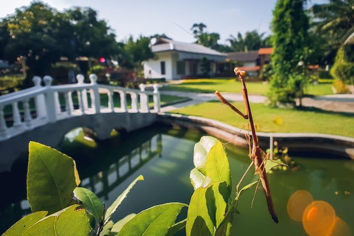 慶園 Qing Garden @ Tanjung Sepat