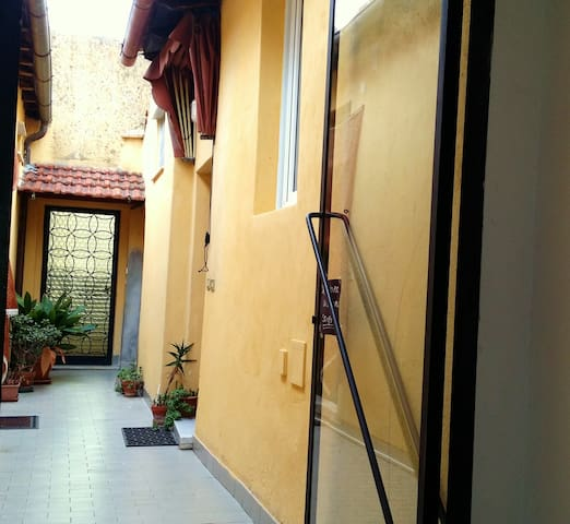 Charming three rooms flat - Finale Ligure - Lägenhet