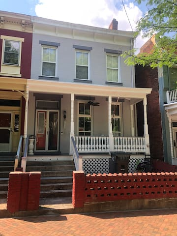 Lovely Duplex in Historical Churchill/Downtown RVA
