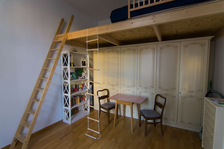 Cozy one room apartment in the heart of Berlin