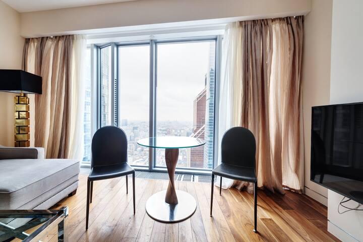 MoscowCity Apartment 51 этаж