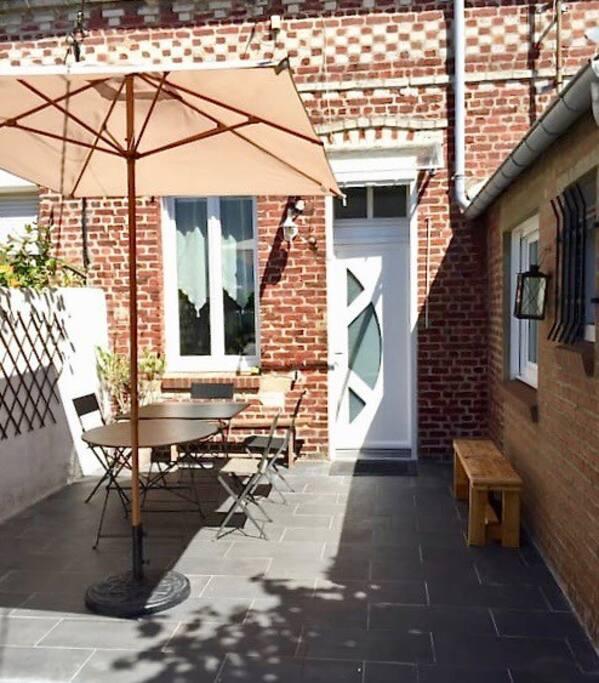 Maison de vacances berck plage maisons louer berck - Location maison nord particulier 3 chambres ...