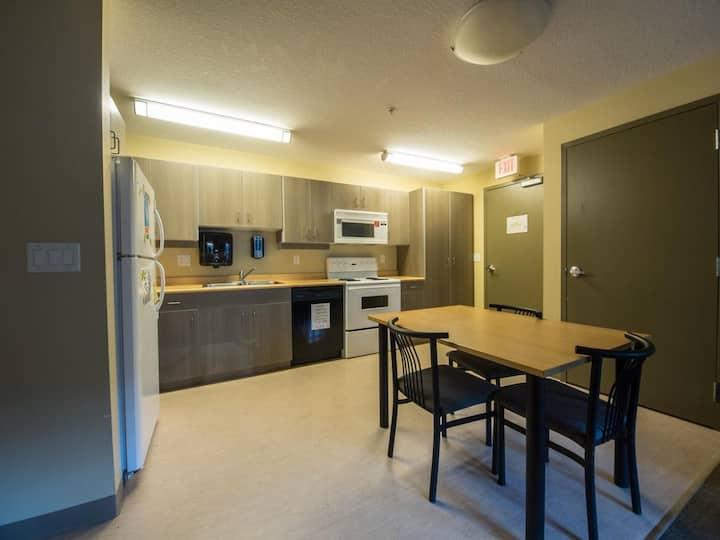 Backpacker College @ Vancouver Island University - Entire Two Bedroom Suite