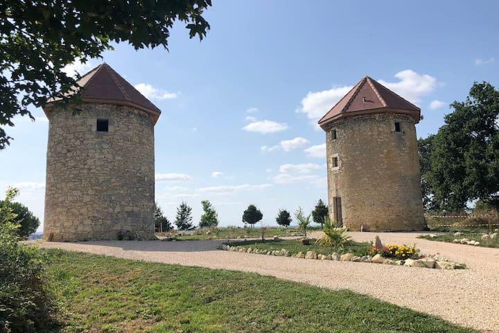 Gîte aux Moulins de Sainte Marie - Moulin Nord