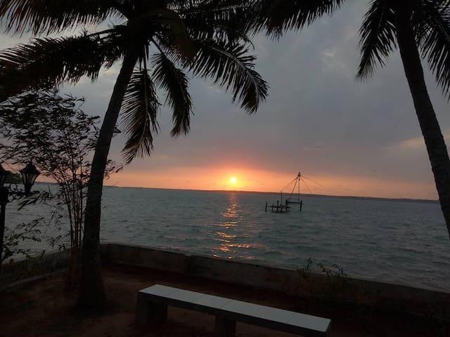 Ashirvad Homestay, Ashtamudi Lake, Kollam 02
