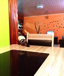 A penthouse room - Wikt i opierunek