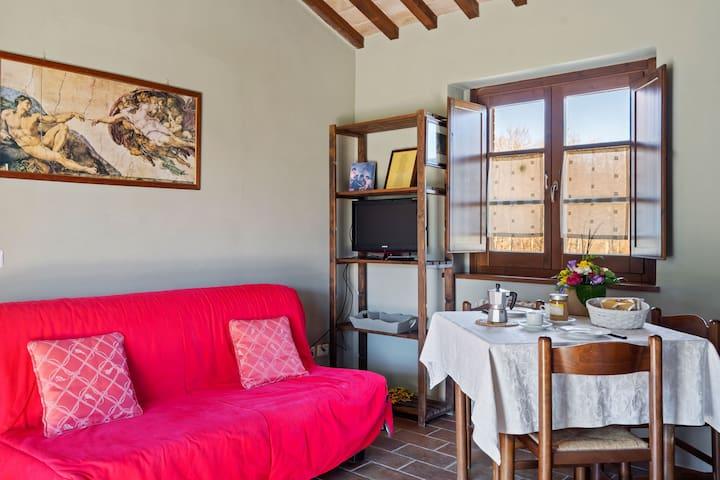 Alluring Cottage in Città della Pieve with Swimming Pool
