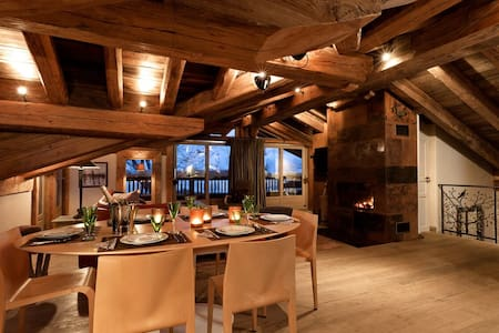 Chalet Montanum, Courchevel