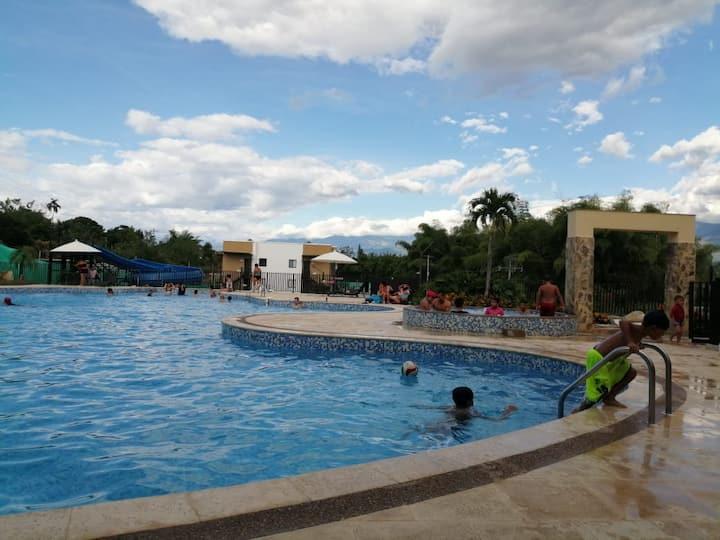 Apartamento turistico Tebaida- Parque del Cafe