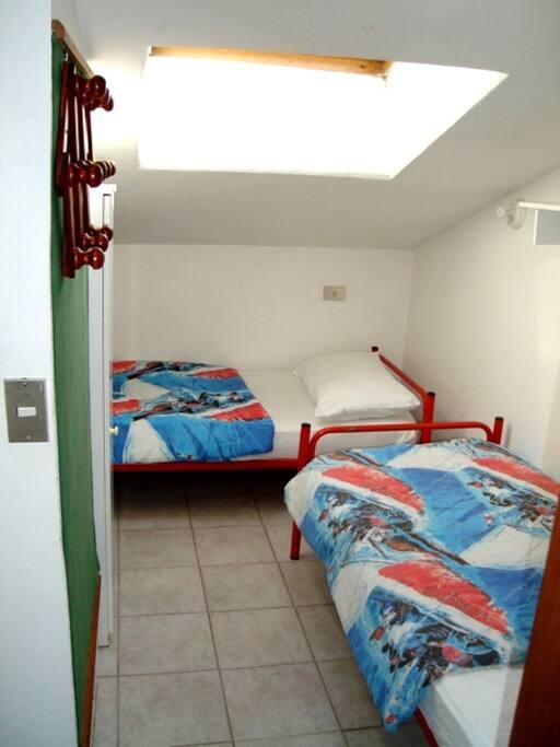 Camera 2 letti singoli
